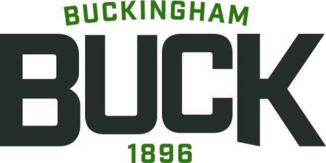 Buck Logo 2 Color Grey