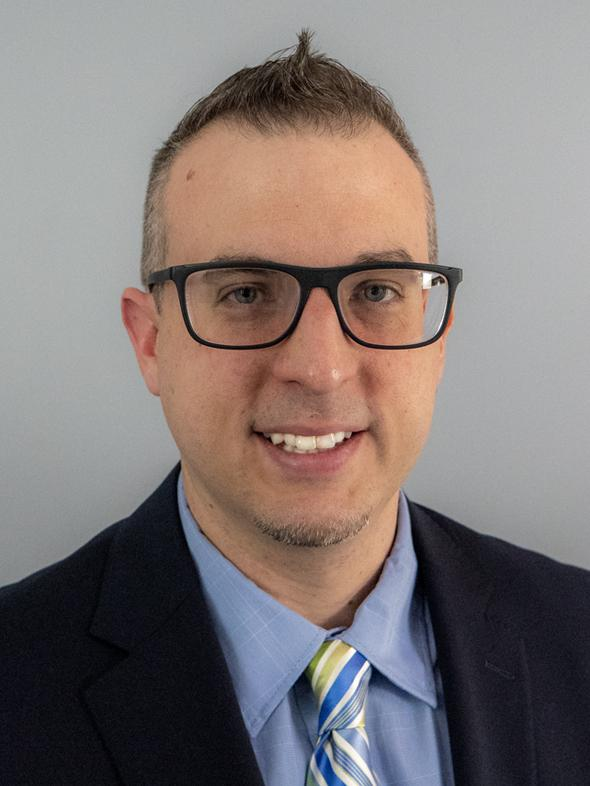 Nathan Penrod - Digital Media Specialist