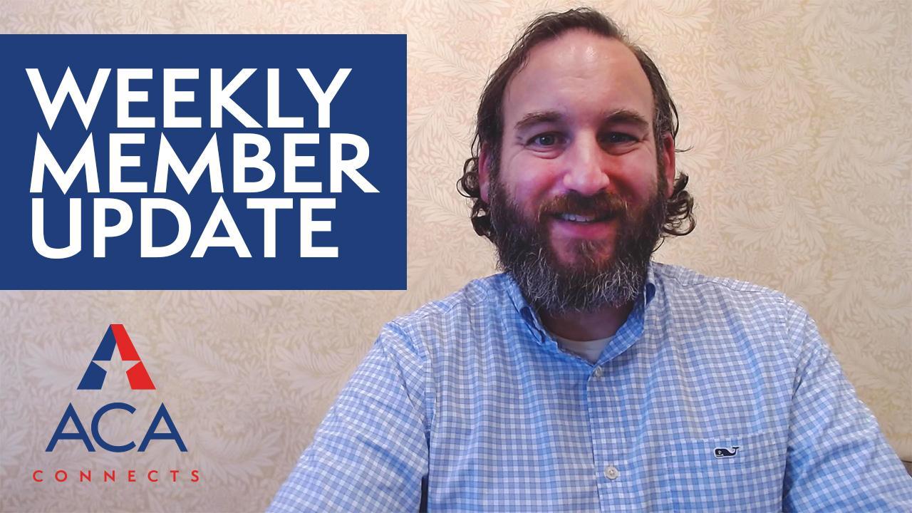 Weekly Member Update ep 5