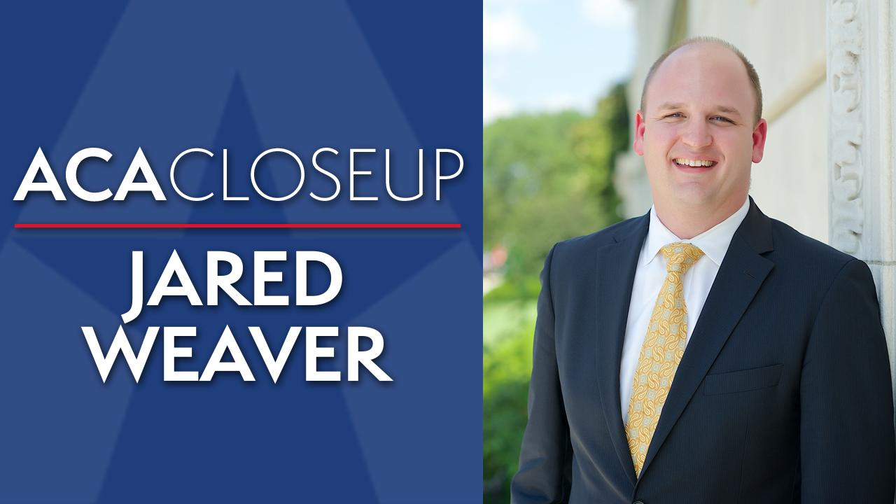 ACACloseup – Jared Weaver