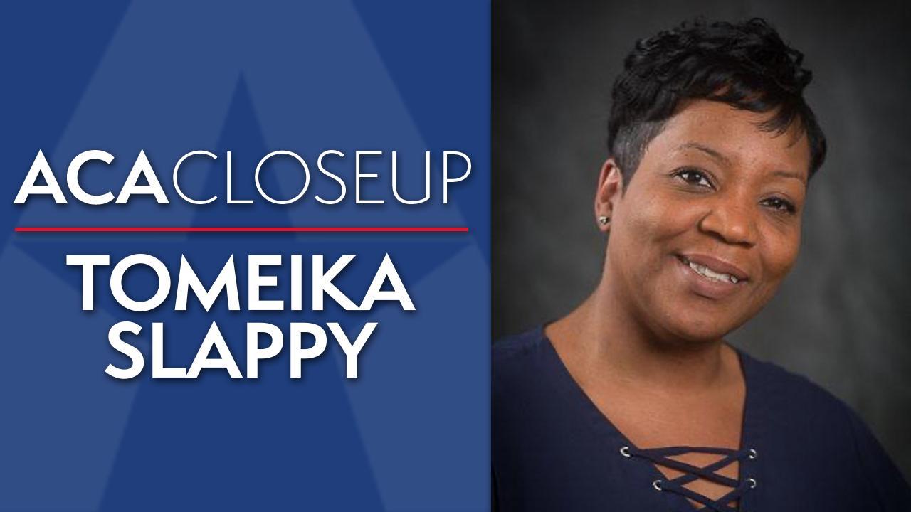 ACACloseup – Tomeika Slappy
