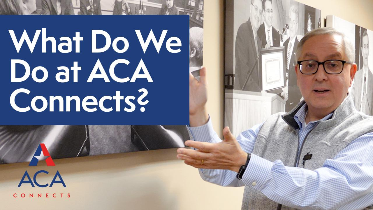 evergreen – what do we do at aca connects