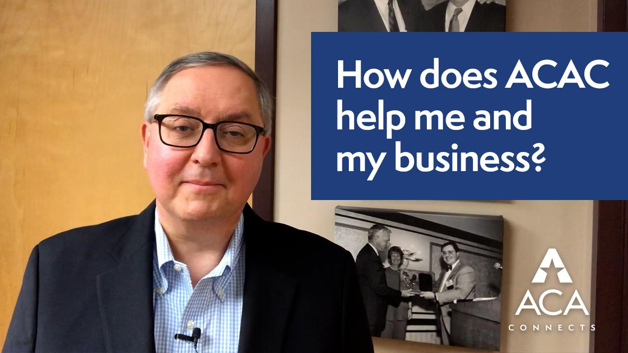 How does ACAC help me and my business