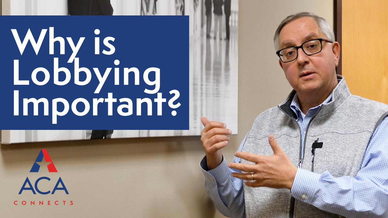 evergreen – why is lobbying important