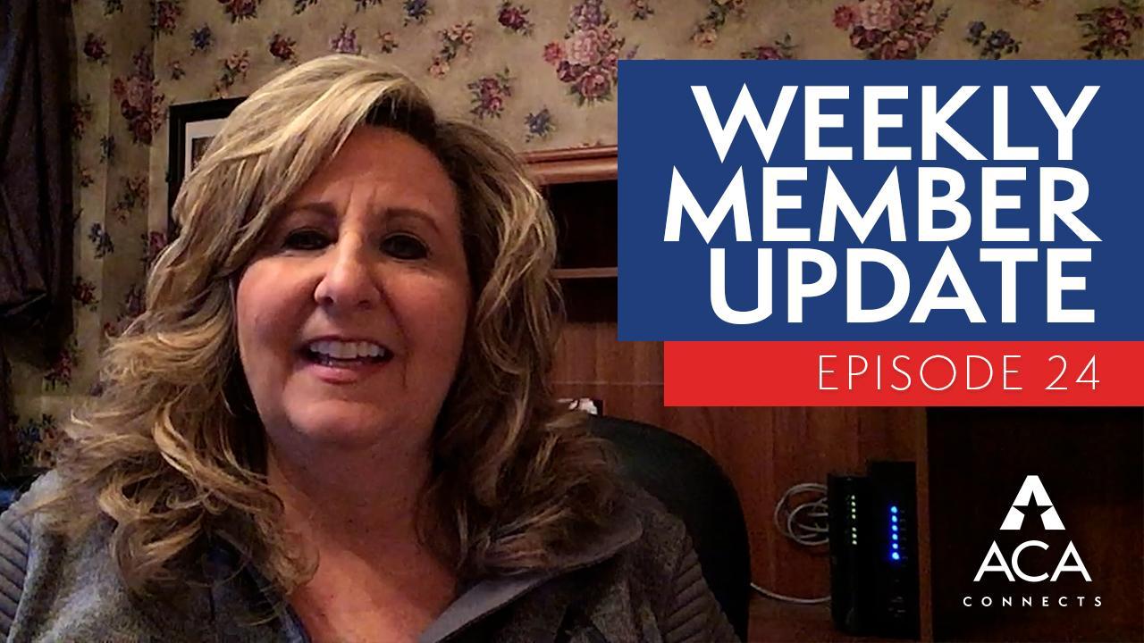 weekly member update ep24