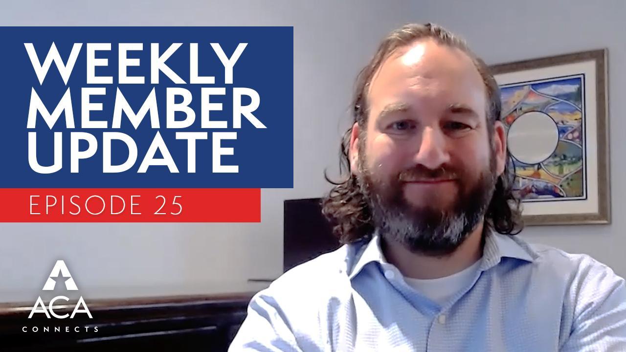 weekly member update ep25