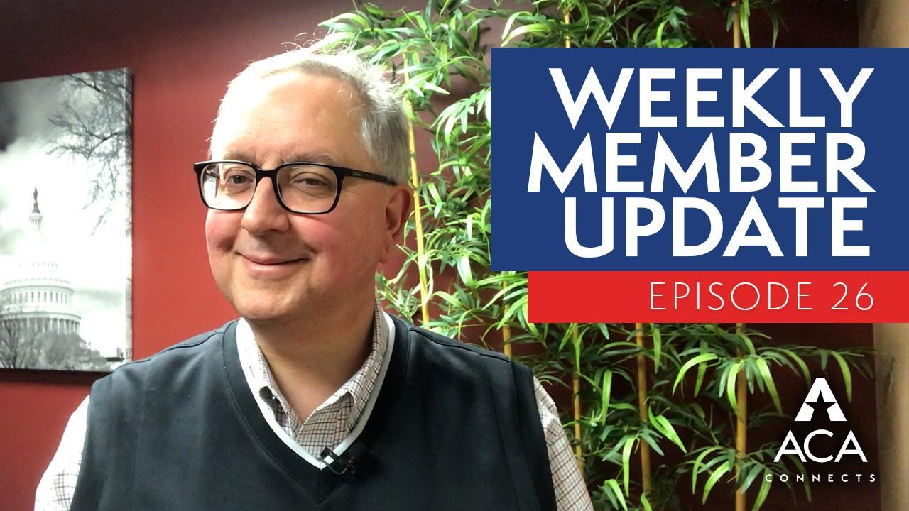 weekly member update ep26