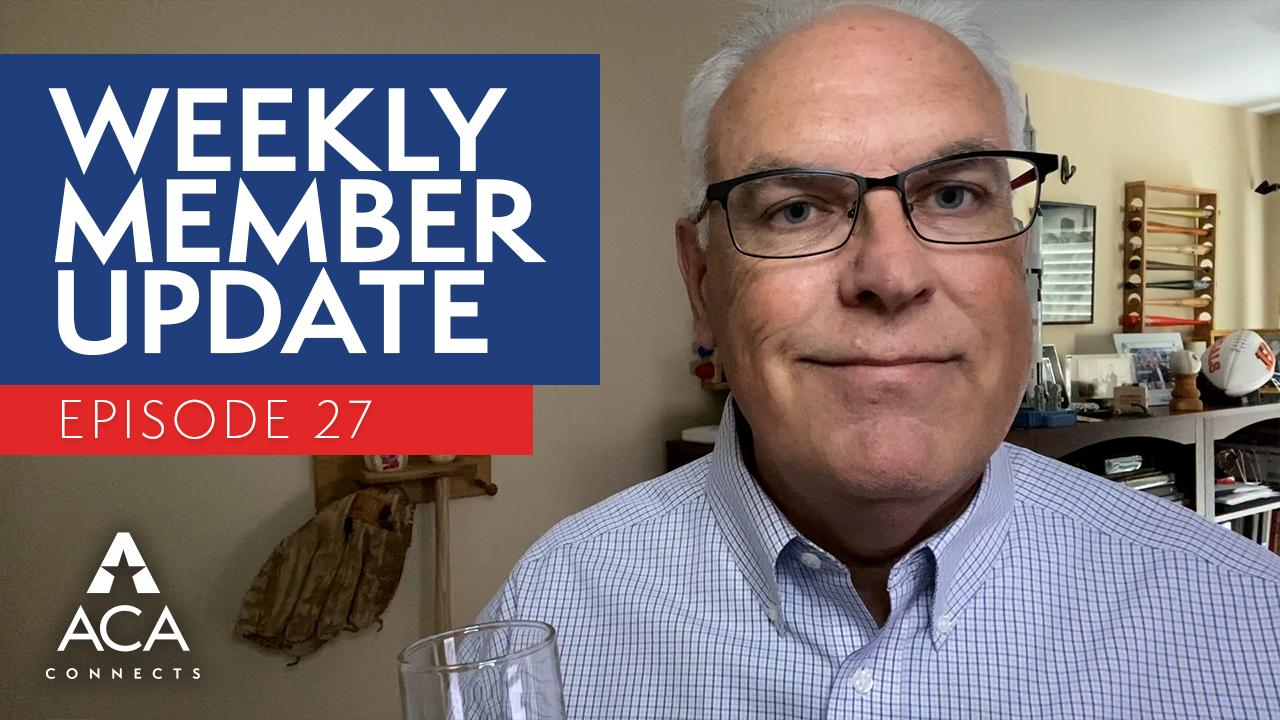 weekly member update – ep27