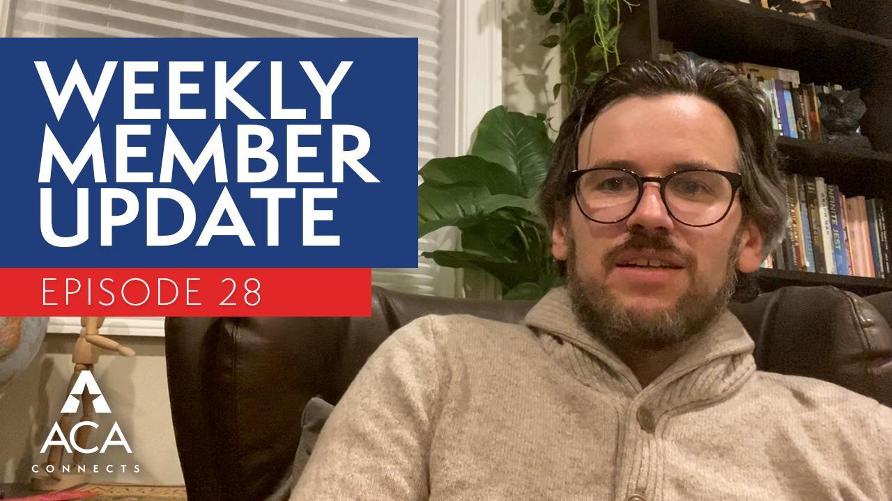 weekly member update – ep28