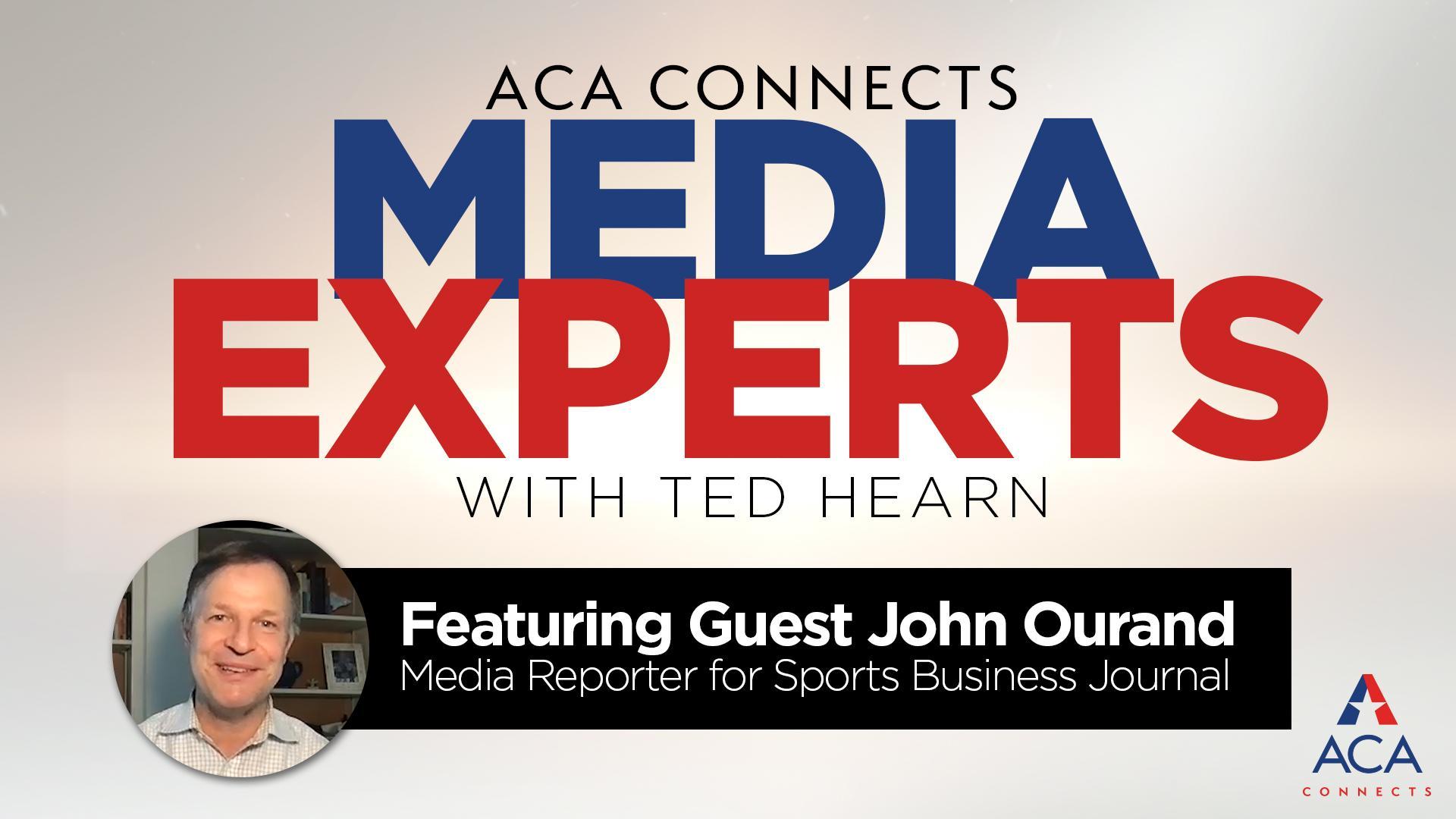Media Experts Thumbnail – John Ourand