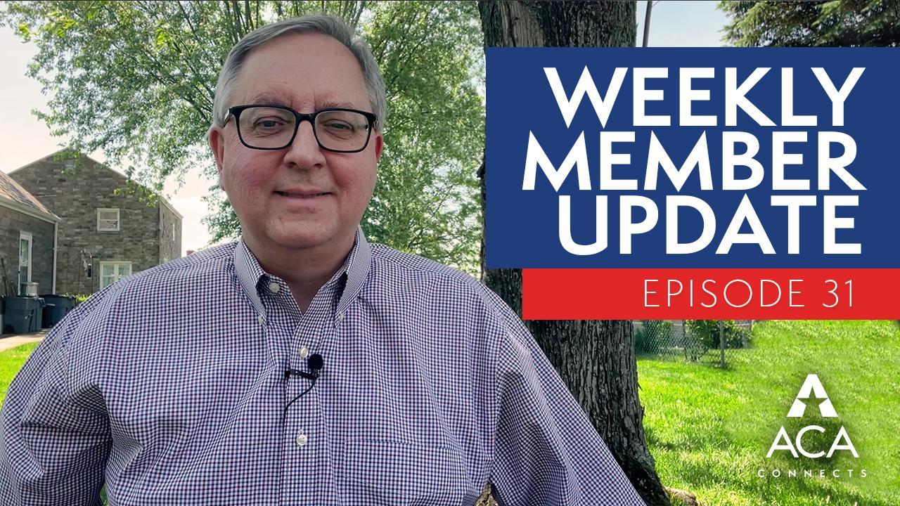 weekly member update ep31 thumbnail