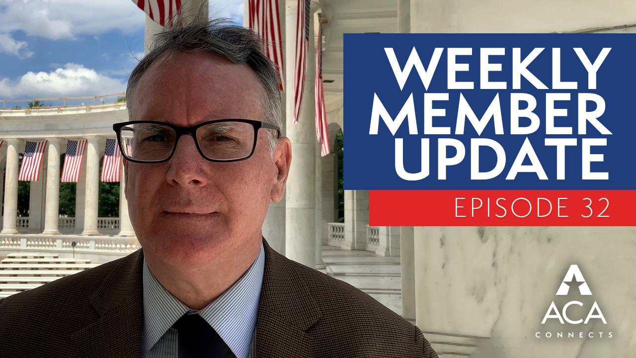 weekly member update – ep32