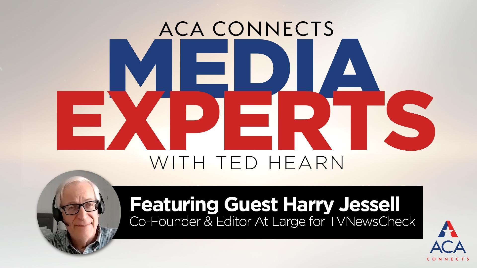 Media Experts Thumbnail – Harry Jessell