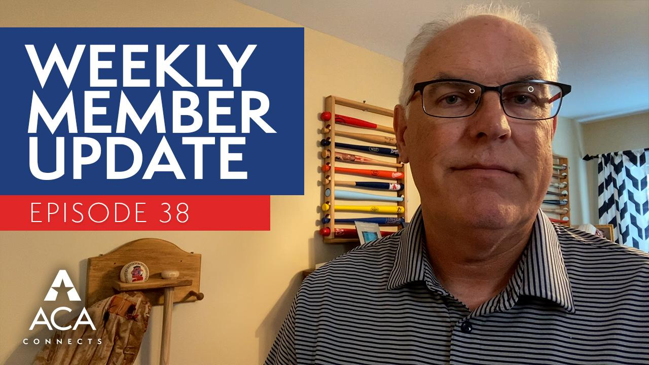 weekly member update – ep38