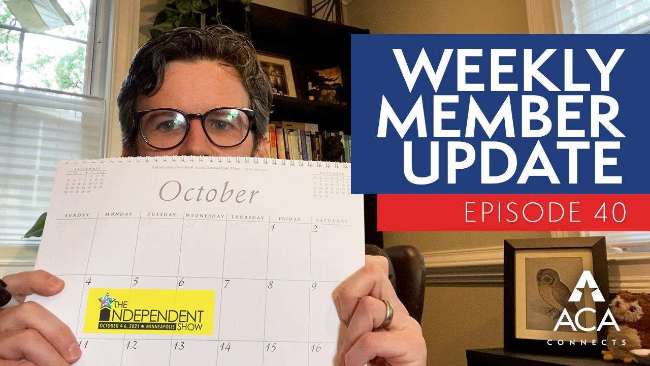 weekly member update – ep40