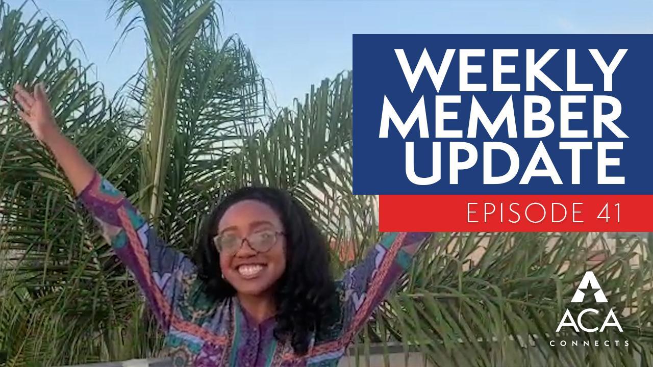 weekly member update – ep41