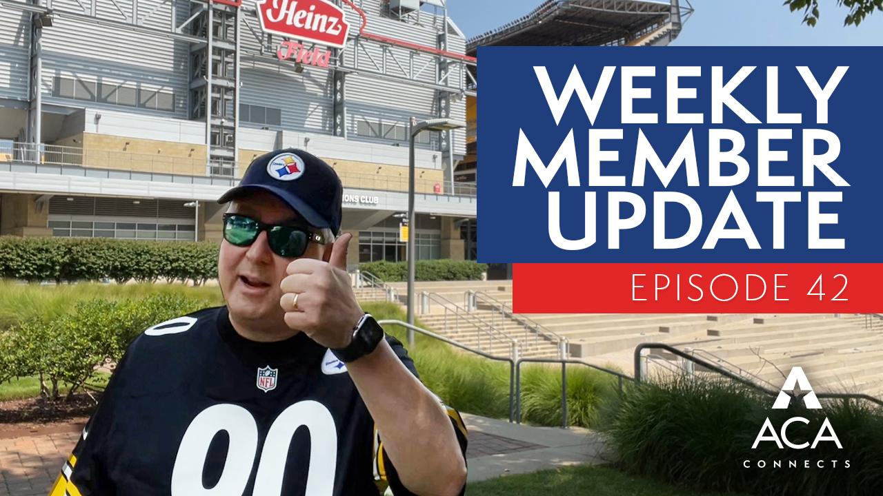 weekly member update – ep42 – social