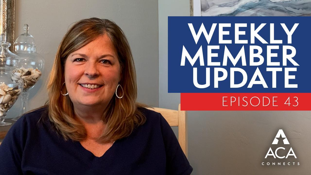 weekly member update – ep43