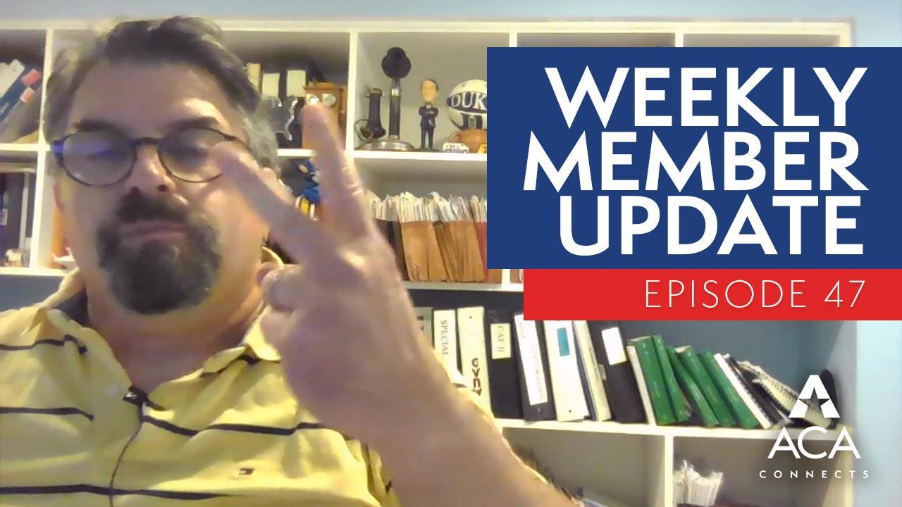 weekly member update – ep47