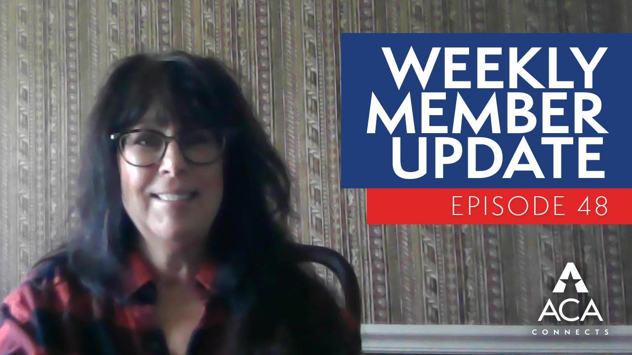 weekly member update – ep48